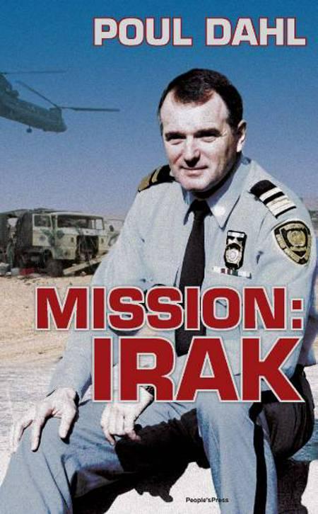Mission Irak af Poul Dahl