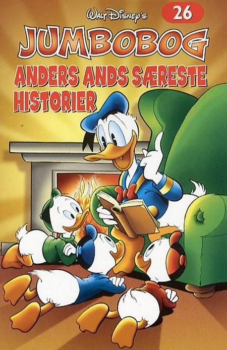 Walt Disney's Anders And's særeste historier