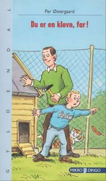 Du er en klovn, far! af Per Østergaard