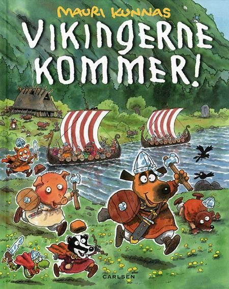 Vikingerne kommer! af Mauri Kunnas