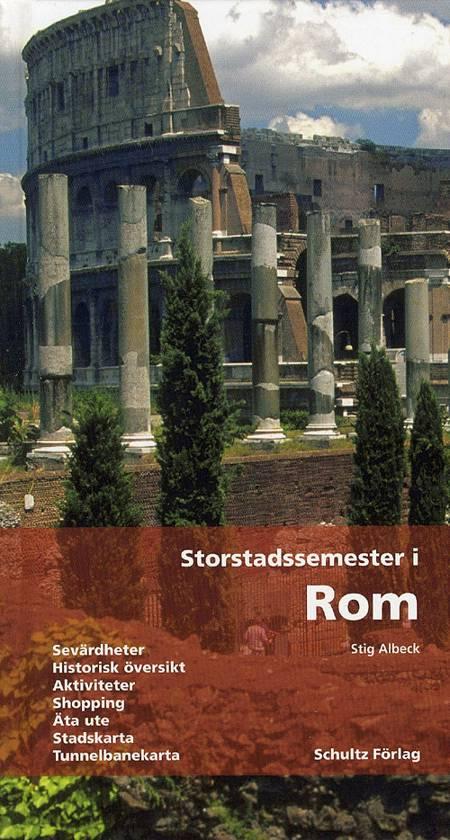 Storstadssemester i Rom af Stig Albeck
