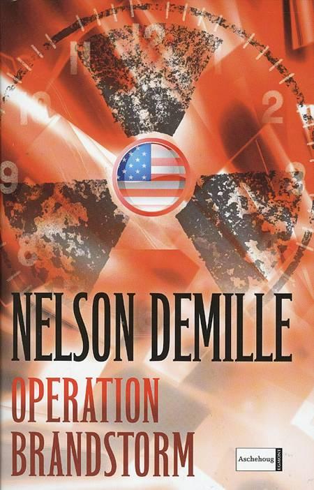 Operation Brandstorm af Nelson DeMille