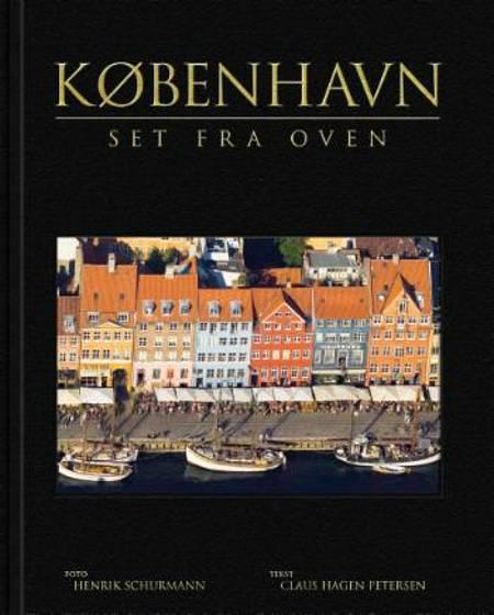 København set fra oven af Claus Hagen Petersen