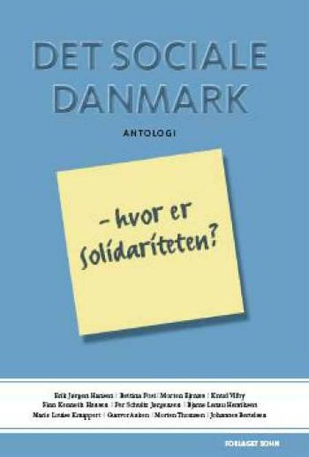 Det sociale Danmark af Erik Jørgen Hansen