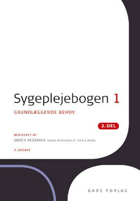 Sygeplejebogen af Marianne Hjortsø, Charlotte Malling og Red: Marianne Hjortsø