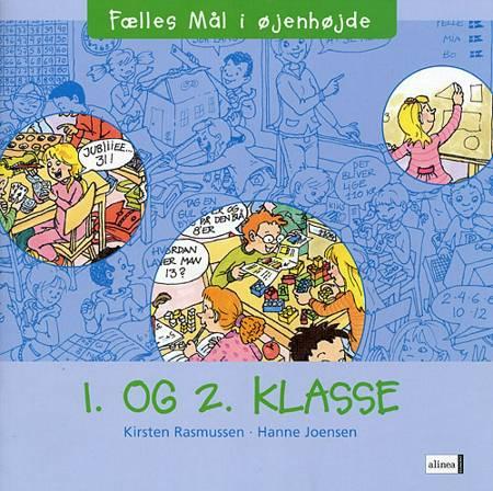 Fælles mål i øjenhøjde 1.-2. klasse af Kirsten Rasmussen