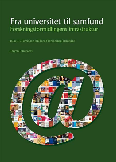 Fra universitet til samfund af Jørgen Burchardt