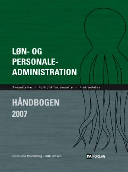 Løn- og personaleadministration af Jørn Jensen og Anne-Lise Heidelberg