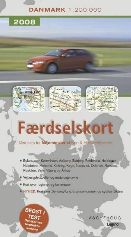Færdselskort 2008
