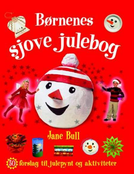 Børnenes sjove julebog af Jane Bull
