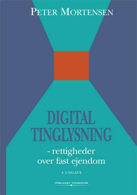 Digital tinglysning af Peter Mortensen