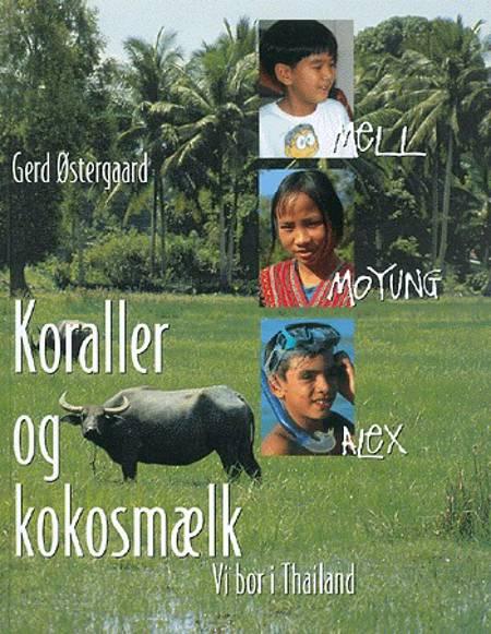 Koraller og kokosmælk af Gerd Østergaard