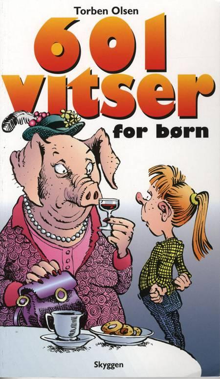 601 vitser for børn af Torben Olsen