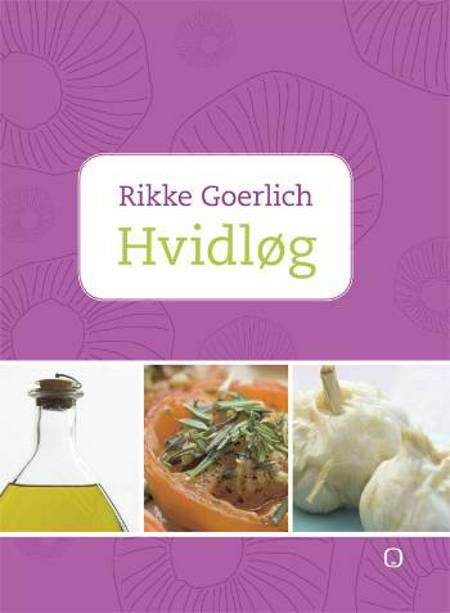 Hvidløg af Rikke Goerlich