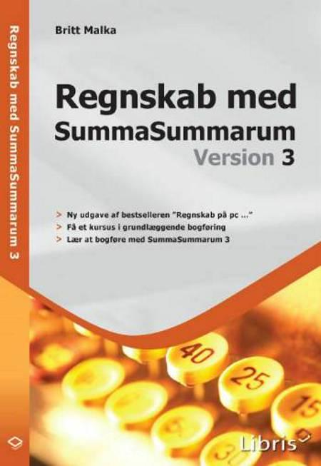 Regnskab med SummaSummarum version 3 af Britt Malka