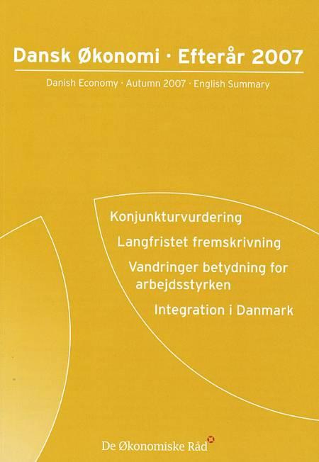 Dansk økonomi, efterår 2007