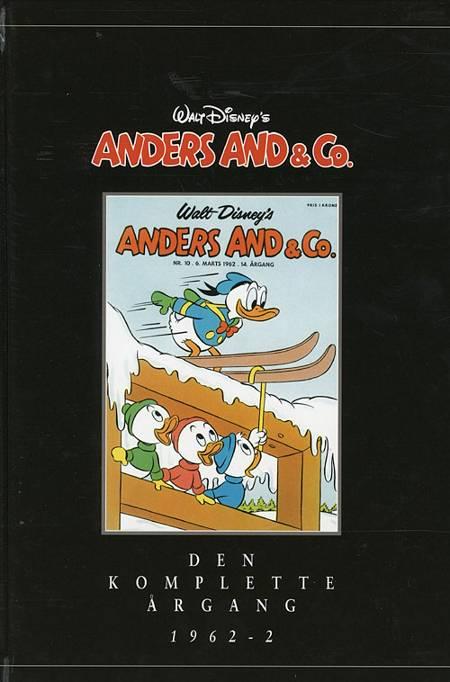 Walt Disney's Anders And & Co. - Den komplette årgang 1962