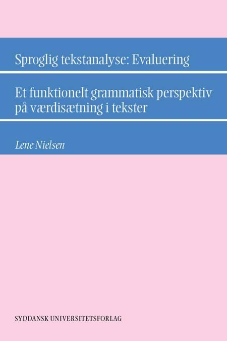 Sproglig tekstanalyse af Lene Nielsen