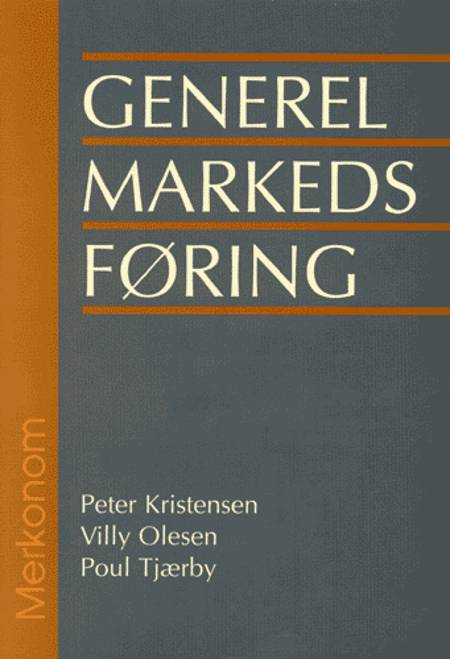 Generel markedsføring af Villy Olesen, Poul Tjærby og Peter Kristensen