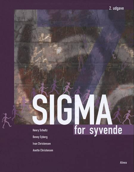 Sigma for syvende af Ivan Christensen, Henry Schultz og Benny Syberg m.fl.