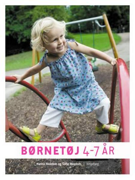 Børnetøj 4-7 år af Hanne Meedom og Sofie Meedom