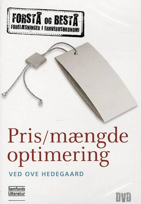 Pris/mængde optimering. Forstå og bestå af Ove Hedegaard