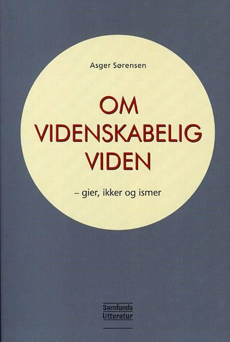 Om videnskabelig viden af Asger Sørensen