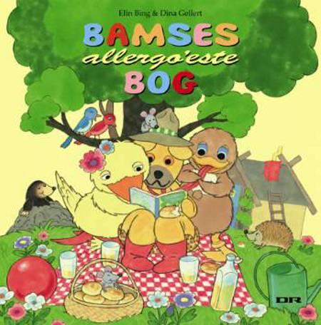 Bamses allergo´este bog af Elin Bing