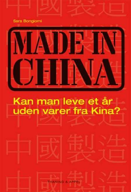 Made in China af Sara Bongiorni