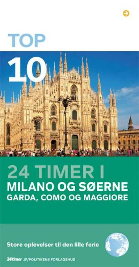 Top 10 Milano og søerne af Reid Bramblett