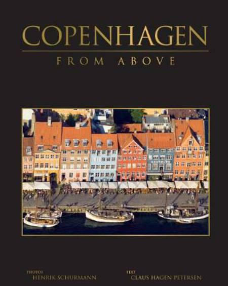 Copenhagen from above af Claus Hagen Petersen