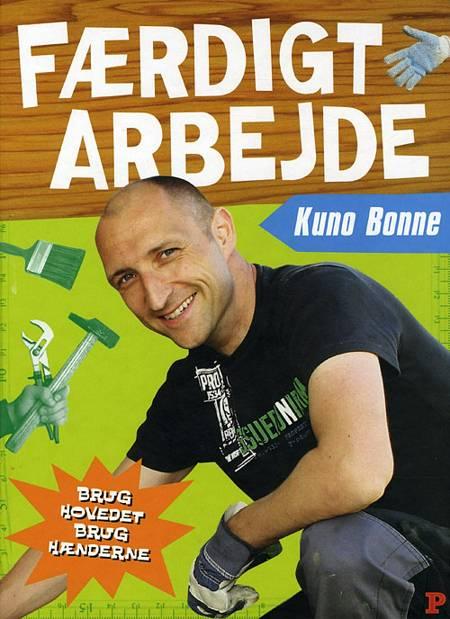 Færdigt arbejde af Kuno Bonne
