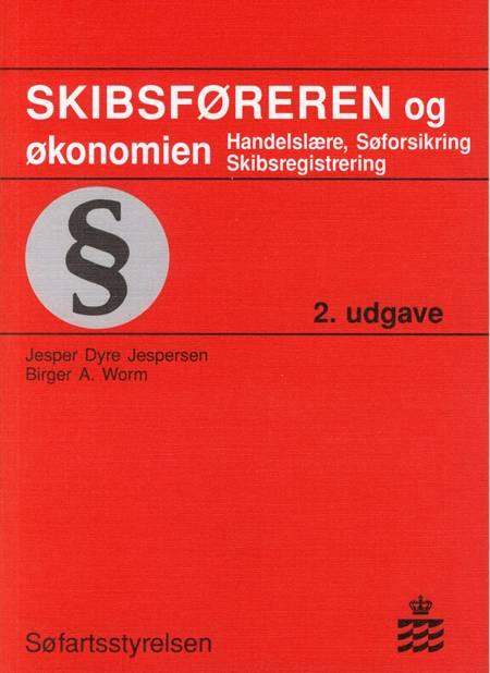 Skibsføreren og økonomien af Birger A. Worm og Jesper Dyre Jespersen
