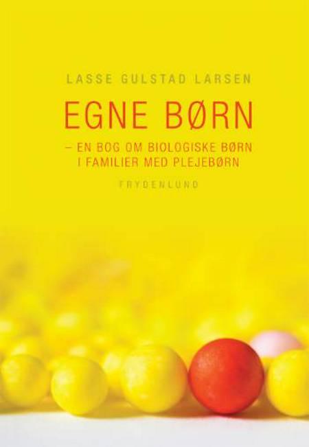 Egne børn - en bog om biologiske børn i familier med plejebørn af Lasse Gulstad Larsen
