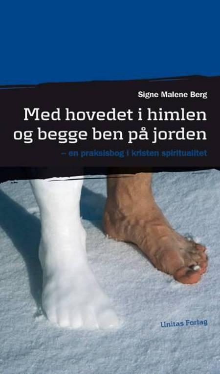 Med hovedet i himlen og begge ben på jorden af Signe Malene Berg