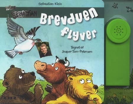 Brevduen flyver af Sebastian Klein