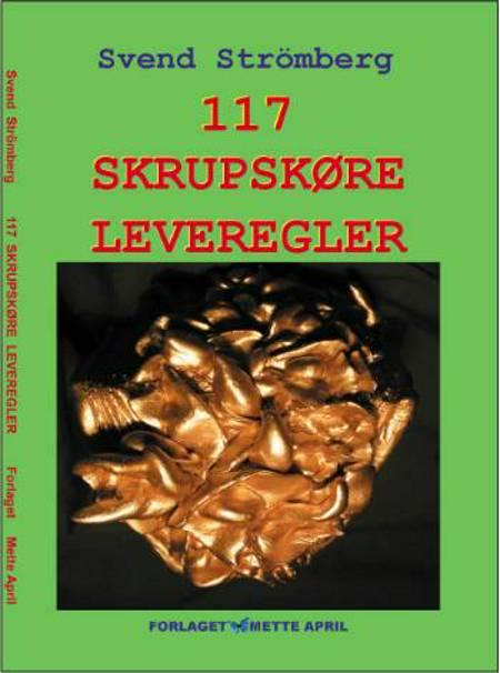 117 (skrupskøre) strömbergske leveregler af Svend Strömberg