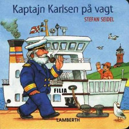 Kaptajn Karlsen på vagt af Stefan Seidel