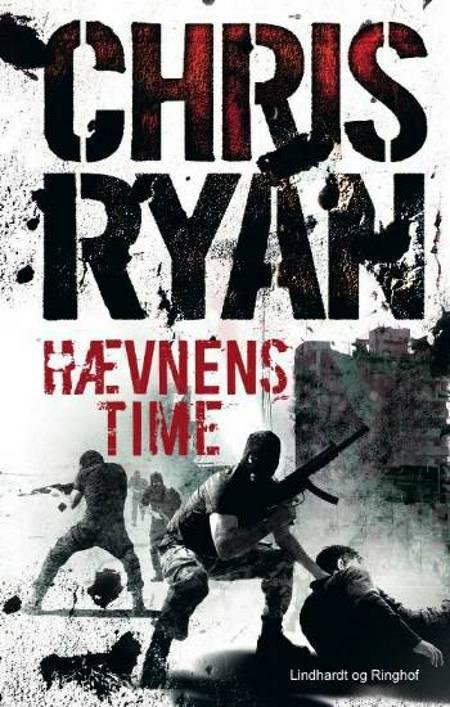 Hævnens time af Chris Ryan