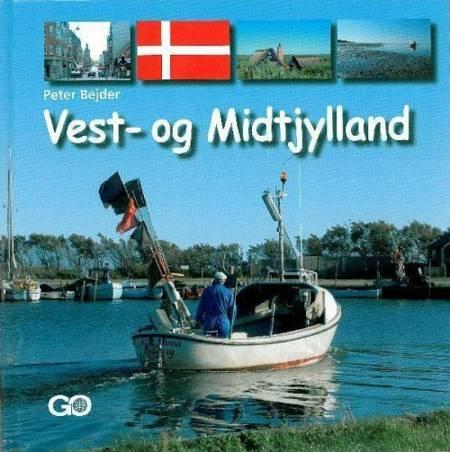 Vest- og Midtjylland af Peter Bejder