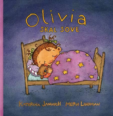 Olivia skal sove af Katerina Janouch