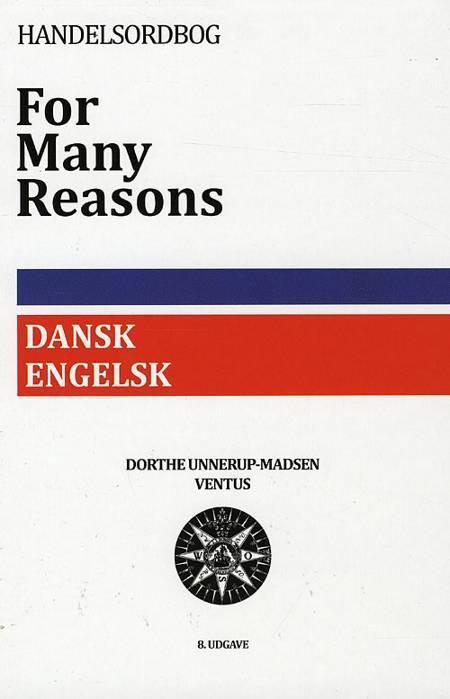 Dansk-engelsk handelsordbog af Dorthe Unnerup-Madsen