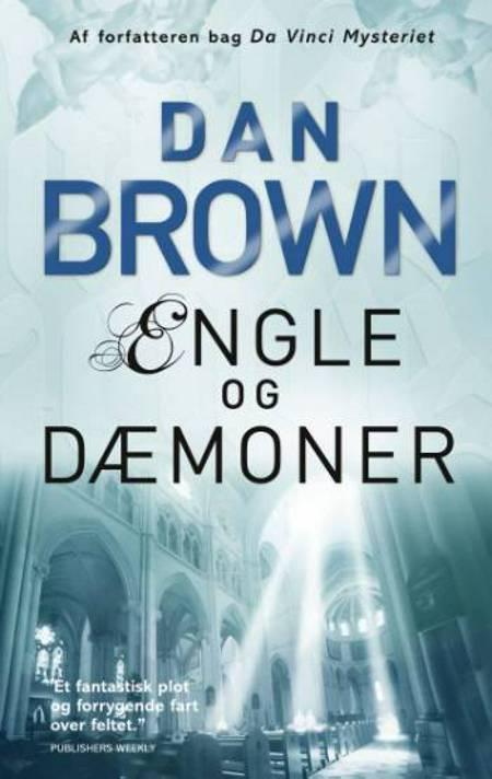 Engle & dæmoner af Dan Brown