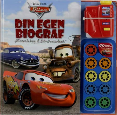 Biler - din egen biograf af Disney, Reader´s Digest og Disney Pixar m.fl.
