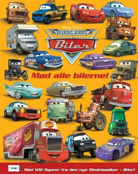 Mød alle bilerne af Disney og Disney Pixar