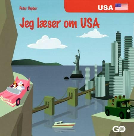 Jeg læser om USA af Peter Bejder