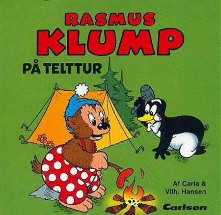 Rasmus Klump på telttur af Carla Hansen