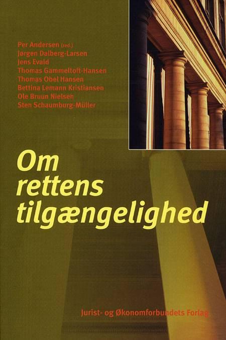 Om Rettens tilgængelighed af Per Andersen og P. Andersen
