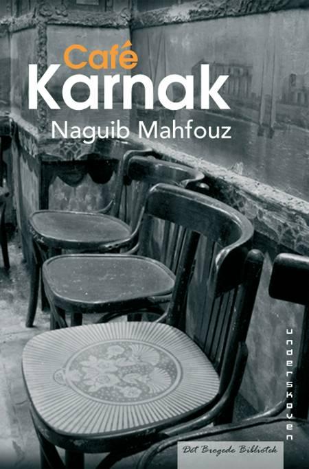 Café Karnak af Naguib Mahfouz
