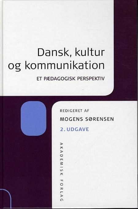 Dansk, kultur og kommunikation af Mogens Sørensen